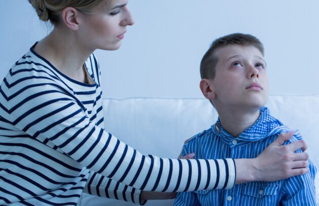 درمان کودک اوتیسمی