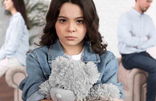 اثرات طلاق بر کودکان