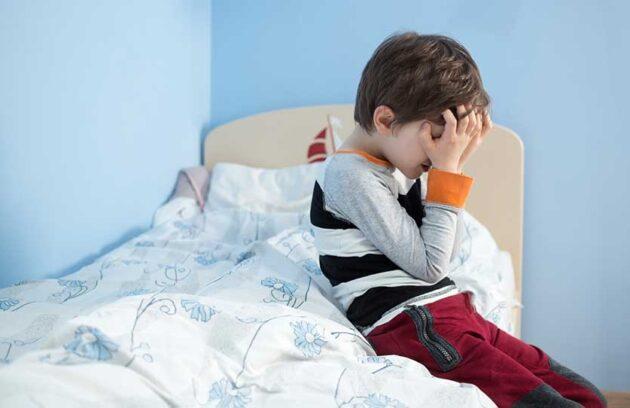 درمان افسرگی در کودکان