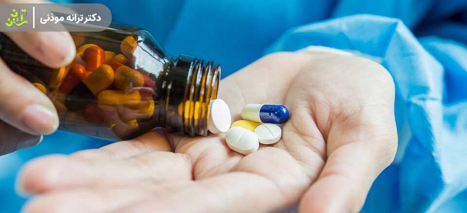 دارو های ضد اضطراب و خواب آور