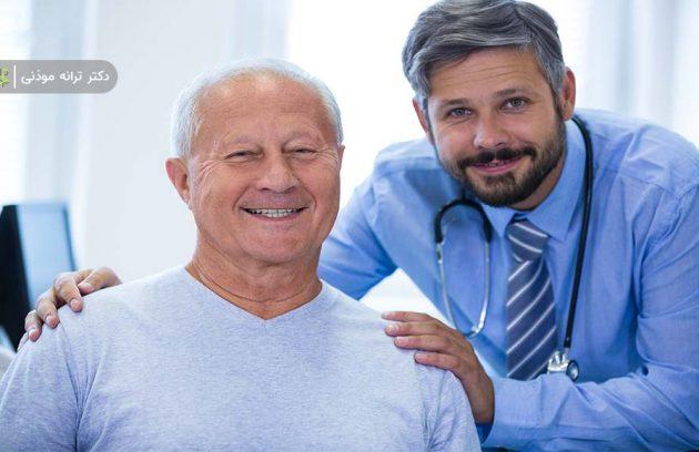 درمان اختلالات شناختی سالمندان