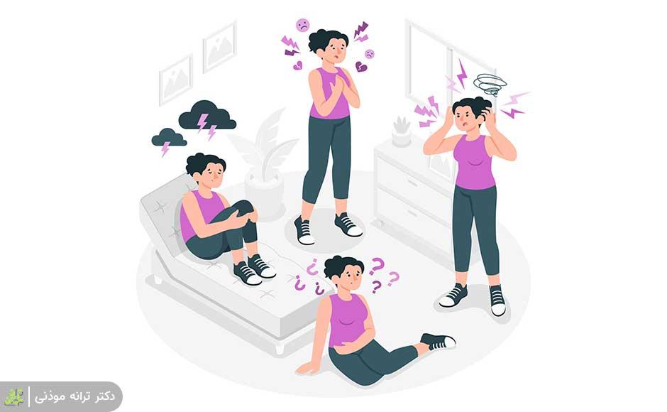 اختلال شخصیت مرزی در زنان
