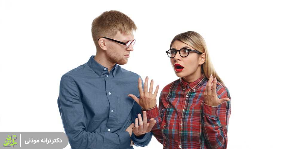 چگونه از رابطه اشتباه خارج شویم؟