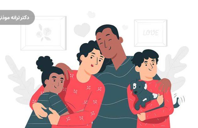 مدیریت دعواهای خانوادگی